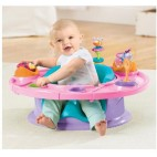 SI02-3 Stage Superseat Highchair, Girl (Summer Infant)